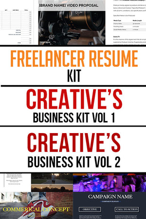 CREATIVE'S BUSINESS BUNDLE