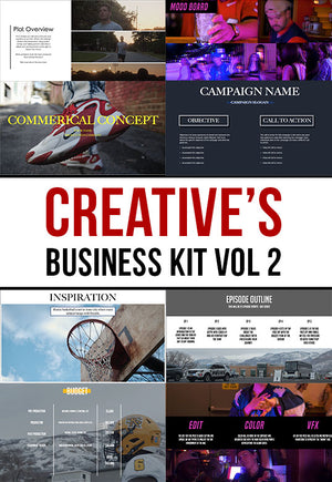 CREATIVE'S BUSINESS KIT VOL 2