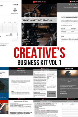 CREATIVE'S BUSINESS KIT VOL 1