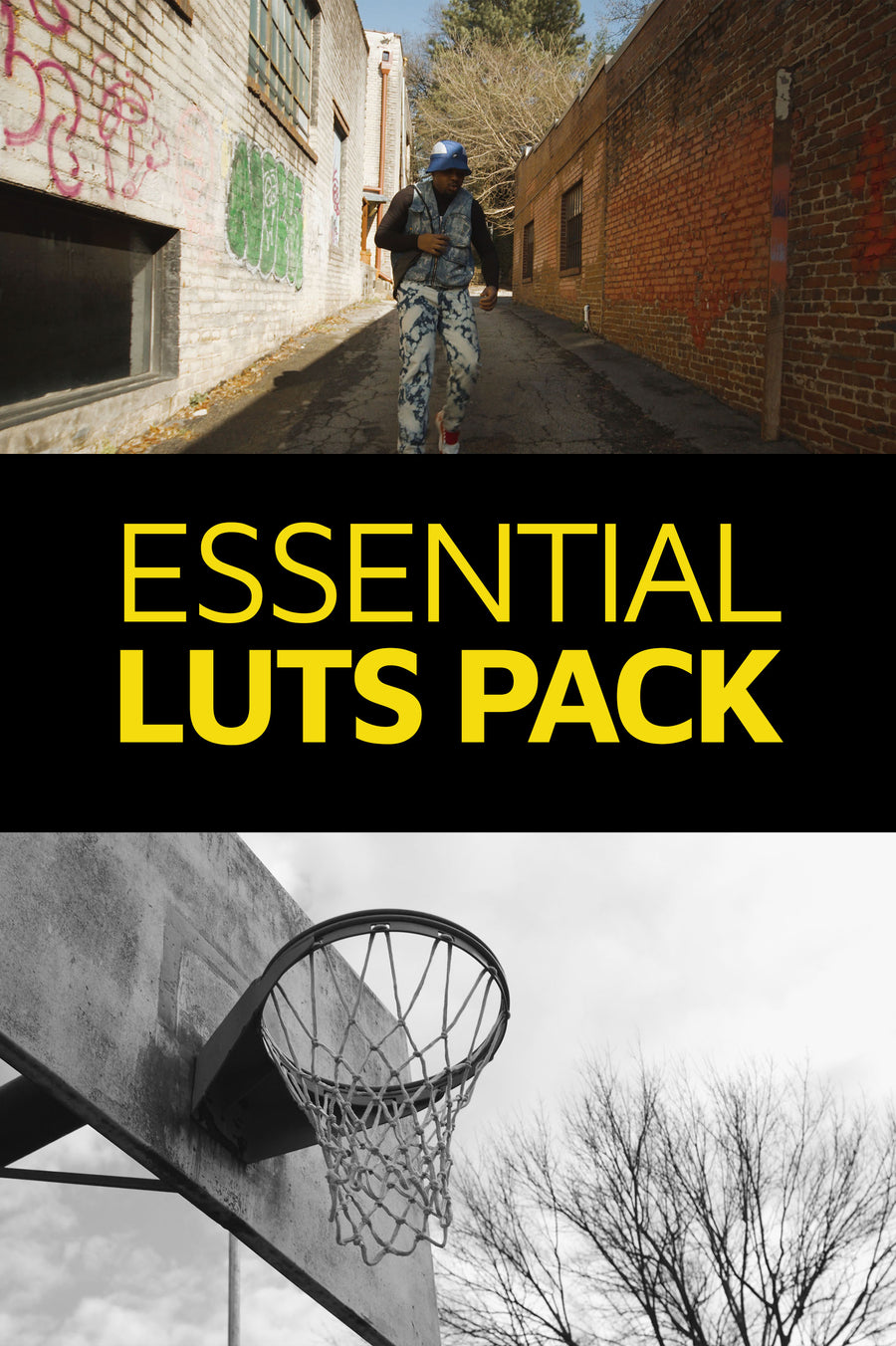 ESSENTIAL LUTs PACK