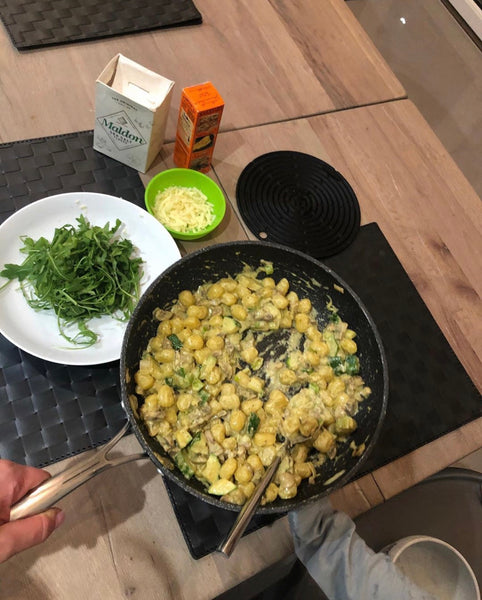 VEGETABLE GNOCCHI - COOKING WITH FERNE 🍜