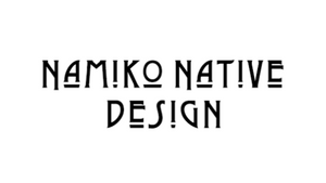 Namiko Native Design logo for website