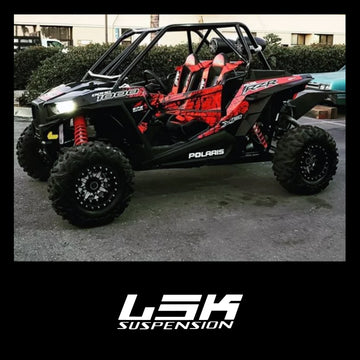 LSK POLARIS RZR XP 1000 / Turbo 2-SEAT ROLL CAGE