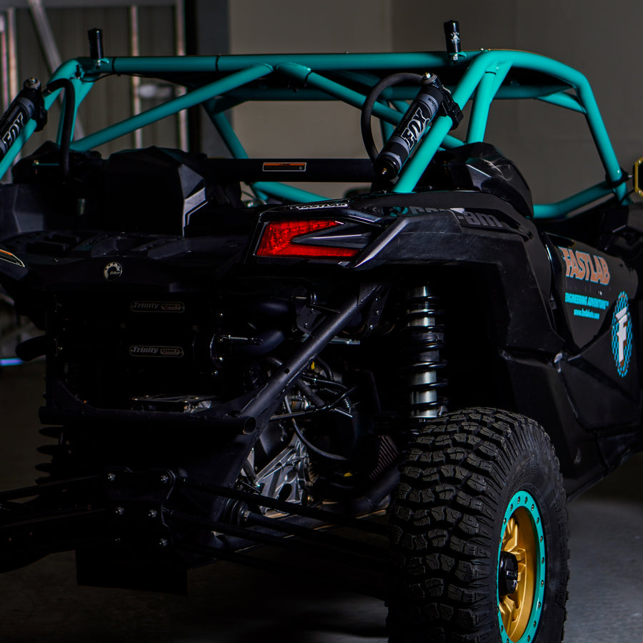 LSK CAN-AM MAVERICK X3 2-SEAT RADIUS ROLL CAGE
