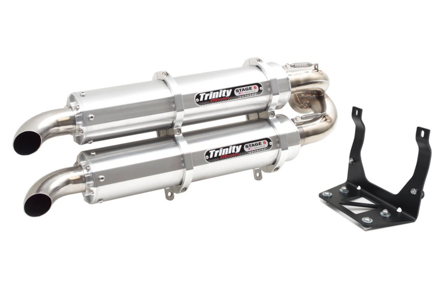 TRINITY CAN-AM X3 SLIP-ON EXHAUST