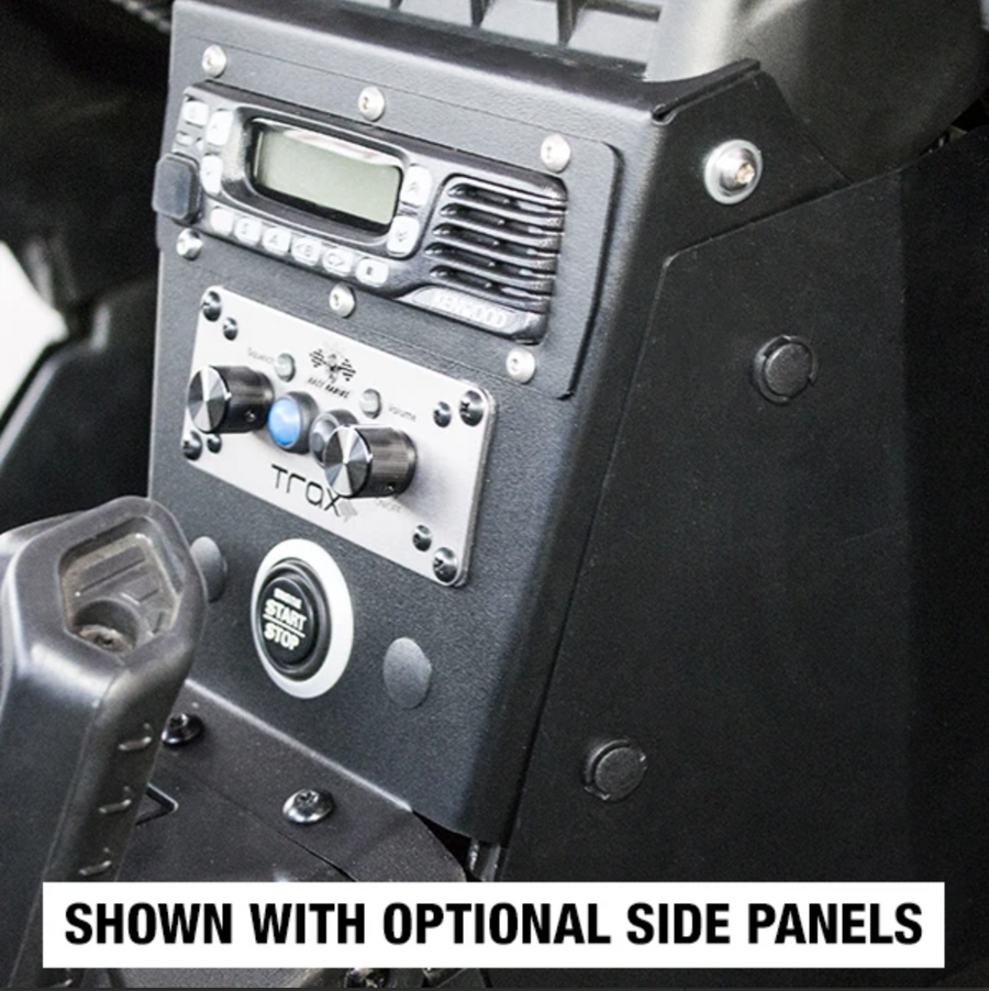 PCI RACE RADIOS CAN-AM X3 PILLAR REPLACEMENT BRACKET