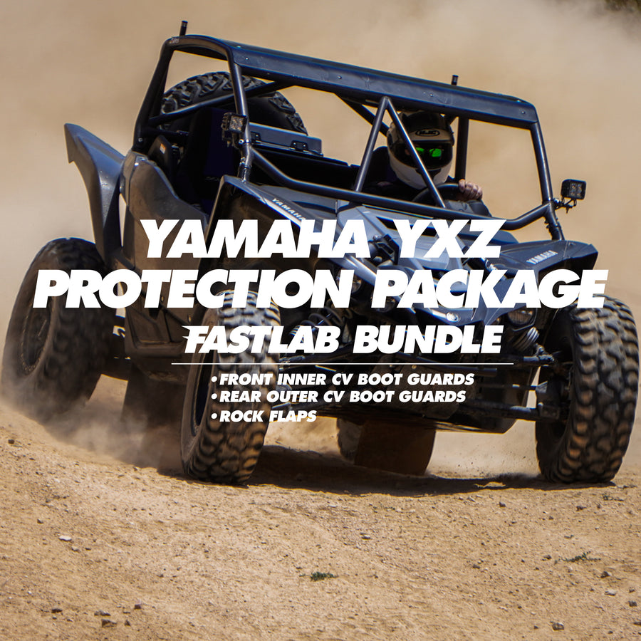 FASTLAB YAMAHA YXZ PROTECTION PACKAGE