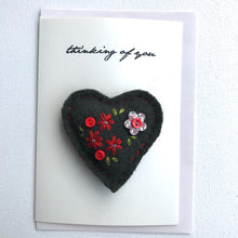 Load image into Gallery viewer, Wool Brooch Gift Card
