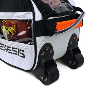 Genesis® 3 Ball Rolling Tote wheels