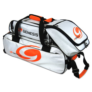Genesis® Sport™ Accessory Bag with Sport™ 3 Ball Tote Roller and Shoe Bag