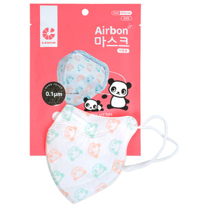 Lemon Airbon Childrens Disposable Face Mask