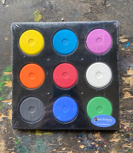 Tempera Cake Paint Sets