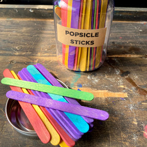 Loose Parts Jars: 15+ to choose from!
