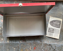 Load image into Gallery viewer, Vintage American Tool Chest for Junior Carpenters