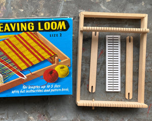 Vintage Spears Weaving Loom