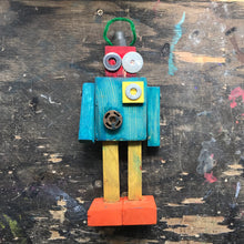 Load image into Gallery viewer, Shoe Box Crafts: Junk Robot Kit