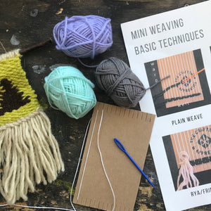 Mini-Weaving Kit