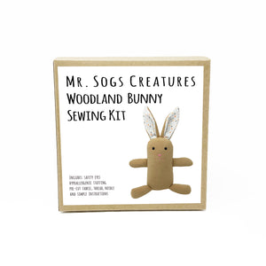 Mr. Sogs Bunny DIY Sewing Kit