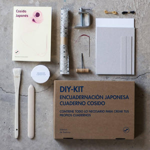 Bookbinding Kit: Japanese Sewing