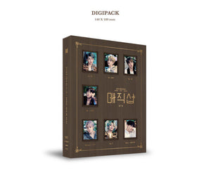 2019 BTS 5TH MUSTER [MAGIC SHOP] BLU-RAY-Albums-Corea Box-Corea Box