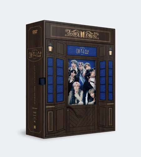 2019 BTS 5TH MUSTER [MAGIC SHOP] DVD-Albums-Corea Box-Corea Box