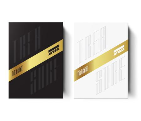 ATEEZ- Treasure Ep.Fin : All to Action [A Ver. + Z Ver.] [CON 2 POSTER]-Corea Box-Corea Box