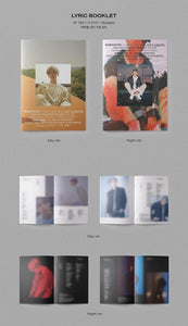 Baekhyun City Lights [Day Ver. / Night Ver.]-Albums-Corea Box-Corea Box