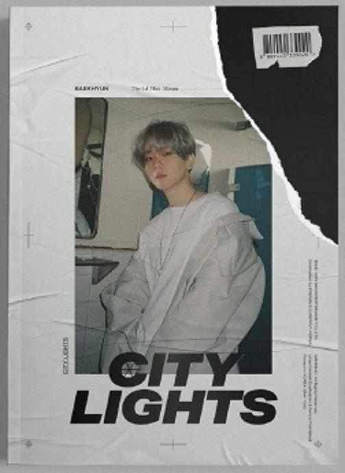 Baekhyun City Lights [Day Ver. / Night Ver.]-Albums-Corea Box-Day Ver.-Corea Box