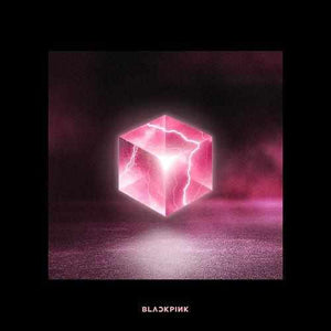 Black Pink Square Up (Black Ver. /Pink Ver. )-Corea Box-Black-Corea Box