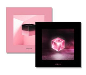 Black Pink Square Up (Black Ver. /Pink Ver. )-Corea Box-Corea Box