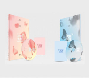 BTS HYYH [The Most Beautiful Moment in Life PT.2] (Peach Ver, Blue Ver)-Albums-Corea Box-Corea Box