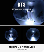 Load image into Gallery viewer, BTS Light Stick Army Bomb Ver. 3 Oficial (BLUETOOTH)-Merch-Corea Box-Corea Box