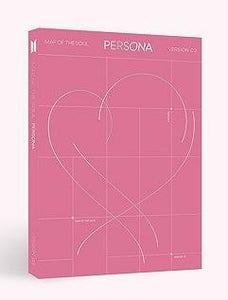 BTS Map of Soul: Persona-Albums-Corea Box-3 Ver.-Corea Box