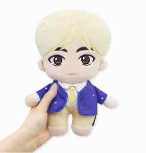 BTS Peluches Doll Planos Oficiales-Merch-Corea Box-Corea Box