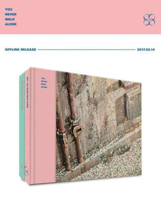 BTS You Never Walk Alone (Random/Left+Right)-Albums-Corea Box-Corea Box