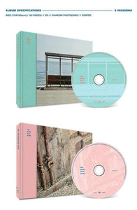 BTS You Never Walk Alone (Random/Left+Right)-Albums-Corea Box-Left + Right-Corea Box