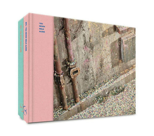 BTS You Never Walk Alone (Random/Left+Right)-Albums-Corea Box-Random-Corea Box
