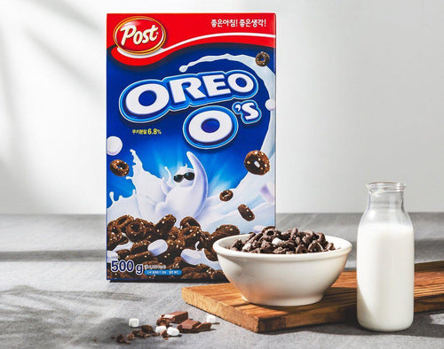 Cereales de OREO 🥛🍪-Snacks-Corea Box-Corea Box