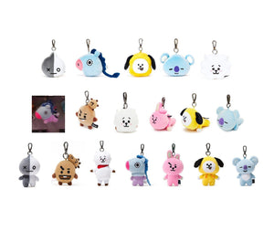 Colgantes llavero BT21 Oficiales-Merch-Corea Box-Corea Box