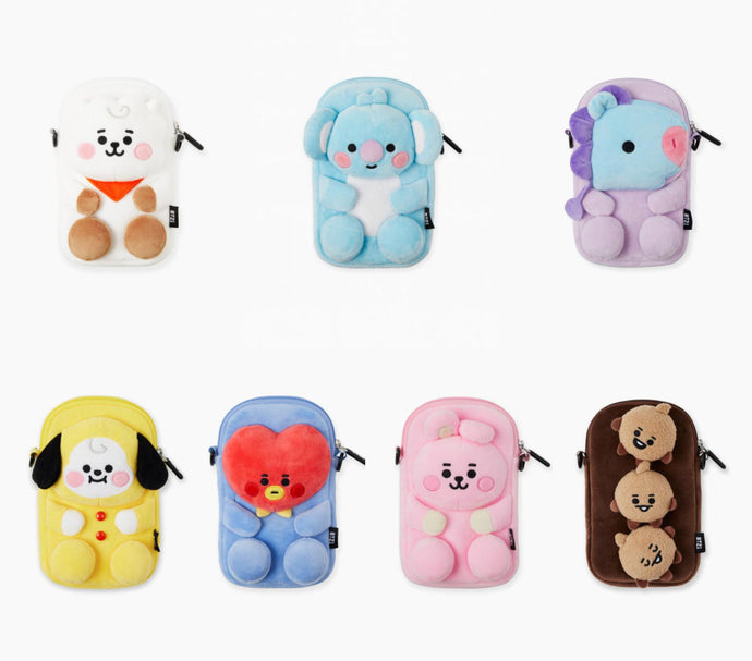 Crossbag de BT21 BEBÉ-BT21-Corea Box-Corea Box