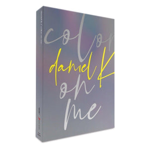 Daniel K - Color on Me-Albums-Corea Box-Corea Box