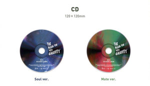 Day6 - The Book of Us : Gravity (VERSIÓN RANDOM)-Albums-Corea Box-Corea Box