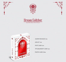 Cargar imagen en el visor de la galería, DREAM CATCHER - RAID OF DREAM [Kit Audio]-Albums-Corea Box-Corea Box