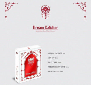 DREAM CATCHER - RAID OF DREAM [Kit Audio]-Albums-Corea Box-Corea Box