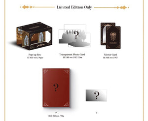 DREAM CATCHER - RAID OF DREAM [LIMITED EDITION /NORMAL EDITION]-Albums-Corea Box-Corea Box