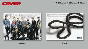 (Edición Limitada) EXO 5th Album Don't Mess Up My Tempo [Vivace Ver.]-Albums-Corea Box-Doblado o no poster-Corea Box
