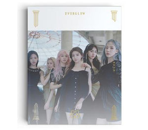 Everglow HUSH-Albums-Corea Box-Corea Box