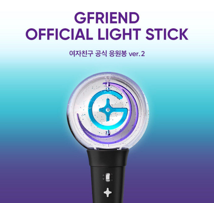 GFRIEND - Lightstick Oficial Ver. 2-Merch-Corea Box-Corea Box