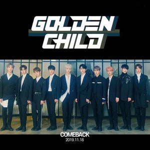 Golden Child - RE-boot-Albums-Corea Box-Corea Box