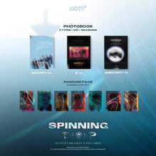 Load image into Gallery viewer, GOT7 Spinning Top-Albums-Corea Box-Corea Box